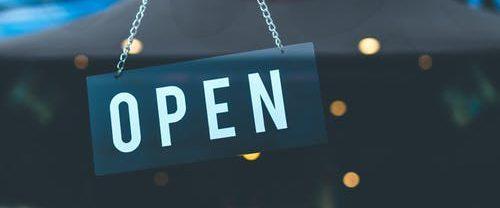 zaak open openingsuren